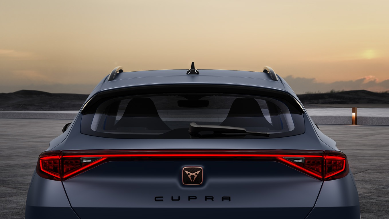 The All-New Cupra Formentor