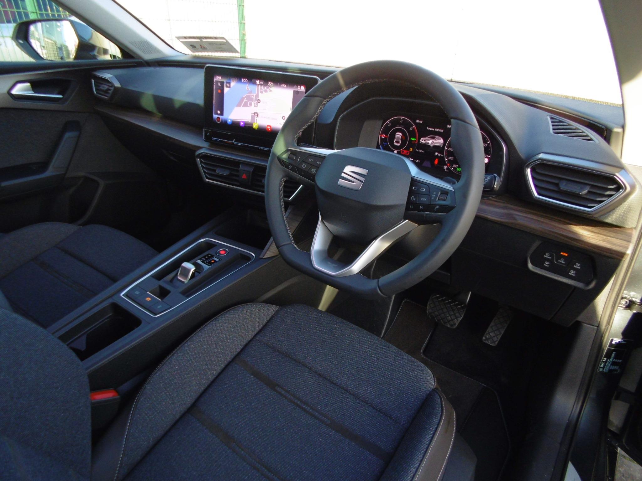 All-new SEAT Leon e-Hybrid